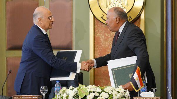 Το Κοινοβούλιο της Λιβύης χαιρετίζει τη συμφωνία Αιγύπτου – Ελλάδας για ΑΟΖ