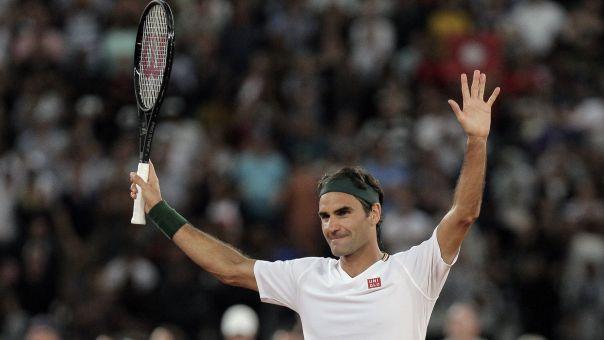 Η έκπληξη του Ρότζερ Φέντερερ σε δύο μικρές Ιταλίδες που έπαιζαν τένις στις ταράτσες τους (video)