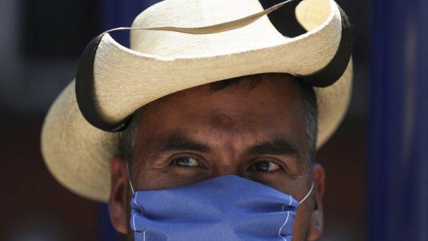 Μεξικό: 705 θάνατοι και 5.558 επιβεβαιωμένα κρούσματα σε 24 ώρες