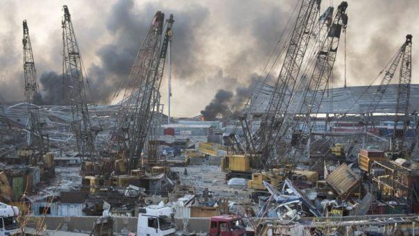 Λίβανος: Στους 135 οι νεκροί της φονικής έκρηξης- Σε έκτακτη ανάγκη η Βηρυτός