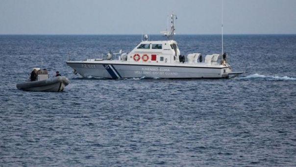 Λευκάδα: Ιστιοπλοϊκό σκάφος με μετανάστες εντοπίστηκε ανοιχτά του νησιού