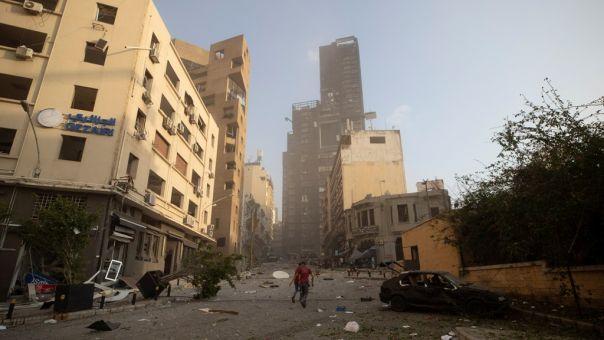 Έκρηξη - Λίβανος: Έγινε αισθητή έως την Κύπρο