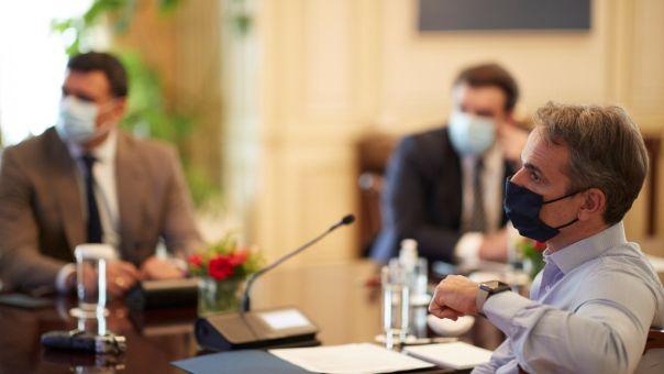 Εφαρμογή για άυλα παραπεμπτικά εξετάσεων: Παρουσιάστηκε σε τηλεδιάσκεψη με Μητσοτάκη (pics)