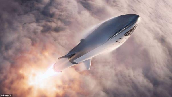 NASA: Η κάψουλα της SpaceX αναχώρησε από τον Διεθνή Διαστημικό Σταθμό με προορισμό την Γη