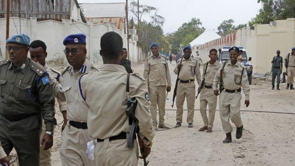 Σομαλία: Τουλάχιστον 8 νεκροί και 14 τραυματίες από έκρηξη σε στρατιωτική βάση