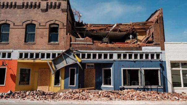Σαρώνει Λουιζιάνα και Τέξας ο κυκλώνας Λόρα - Στους 14 οι νεκροί