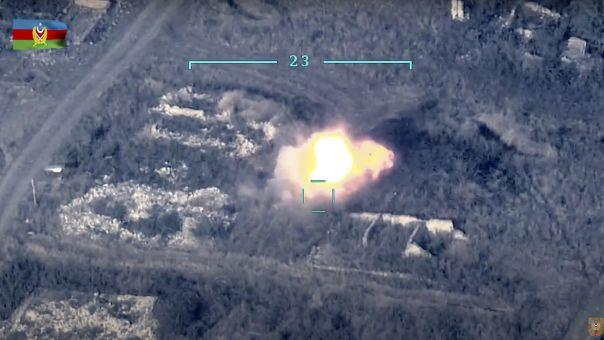 Ναγκόρνο-Καραμπάχ: 16 στρατιώτες σκοτώθηκαν - Πάνω από 100 τραυματίστηκαν στις συγκρούσεις