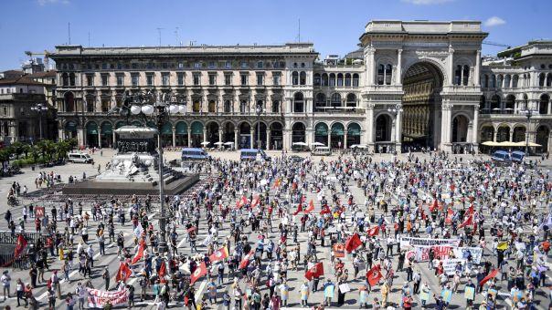 Ιταλία: Οργή για τη δολοφονία του 21χρονου Γουίλι Μοντέιρο