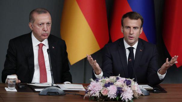 Ρίχνει γέφυρες ο Ερντογάν: Η επικοινωνία με Μακρόν και η «δυναμική» των γαλλοτουρκικών σχέσεων