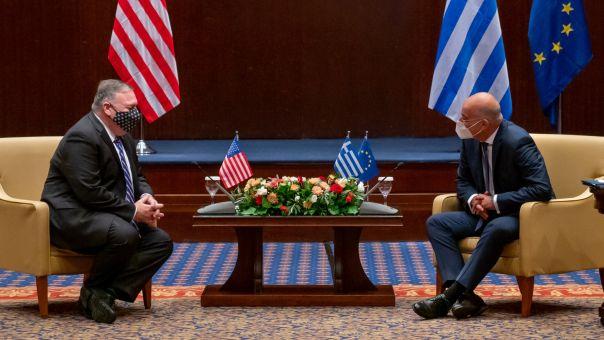 Κοινή δήλωση Αθήνας – Ουάσινγκτον: Αυτές είναι οι στρατηγικές προτεραιότητες των ΗΠΑ στην Ελλάδα