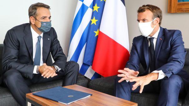 Μητσοτάκης για επίθεση στη Νίκαια: Απόλυτη αλληλεγγύη προς τη Γαλλία