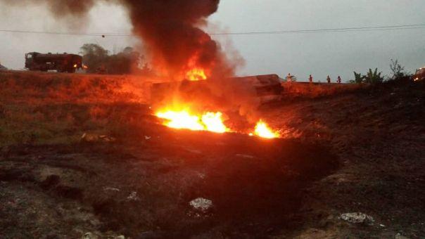 Νιγηρία: Έκρηξη βυτιοφόρου με 23 νεκρούς