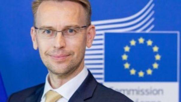 Στάνο: Η ΕΕ παραμένει προσηλωμένη στην εξεύρεση λύσης στο Κυπριακό