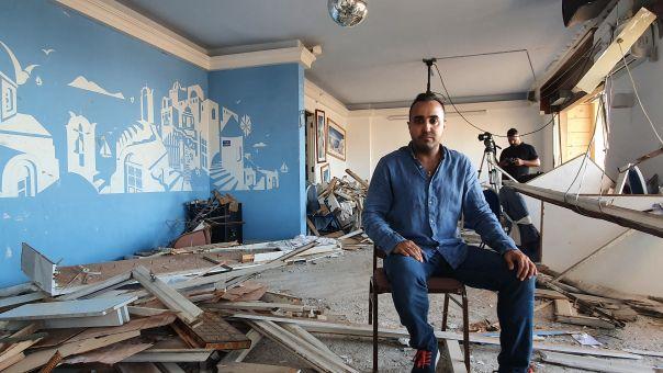 Λιβάνος- έκρηξη: «Το ζεϊμπέκικο της Βηρυτού»- Η ελληνική κοινότητα αποκαλύπτει τις πληγές της (pics)