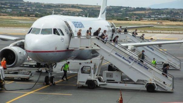 Notams: Παρατείνονται έως 15/2 οι περιορισμοί για πτήσεις εσωτερικού και έως 22/2 για εξωτερικού