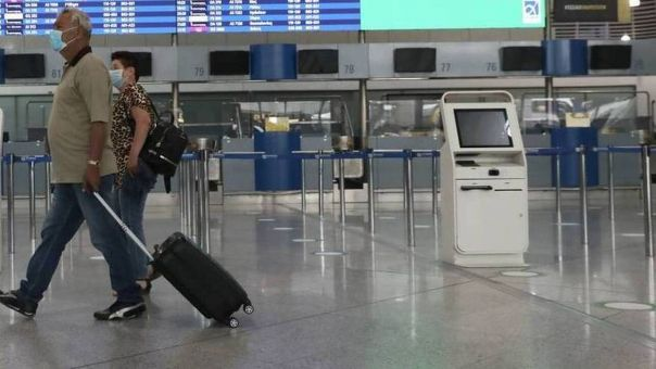 Κορωνοϊός- Ελ. Βενιζέλος: Πτώση 84,2% σε επιβατική κίνηση τον μήνα Νοέμβριο