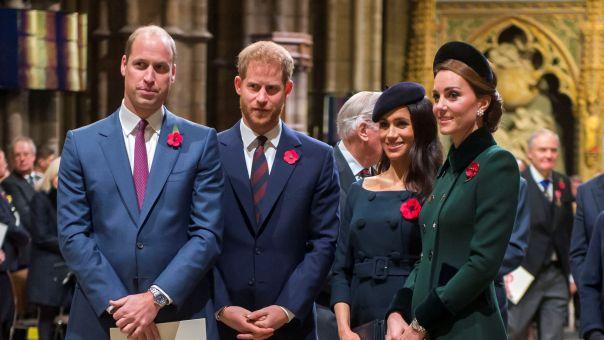 Πριγκιπικά «μαχαιρώματα»: Νέο επεισόδιο στην κόντρα Ουίλιαμ και Χάρι με αφορμή επέτειο σε μνήμη της Νταϊάνα