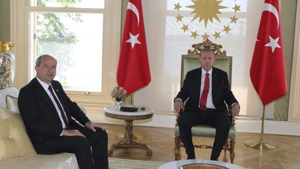 Ερντογάν: Η σκακιέρα του κυπριακού και το «πιόνι» Τατάρ- Τα σχέδια για συνομοσπονδία