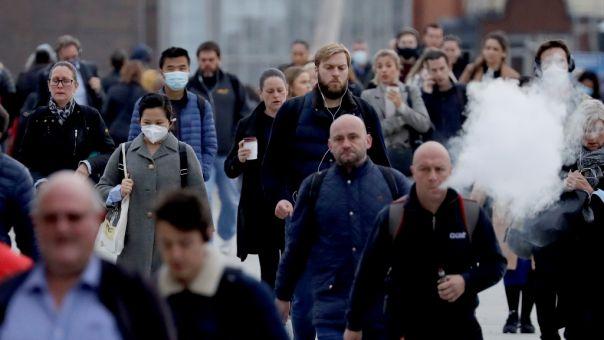 Βρετανία - Έρευνα: Δεν υπάρχουν ενδείξεις μείωσης των κρουσμάτων Covid μετά το lockdown