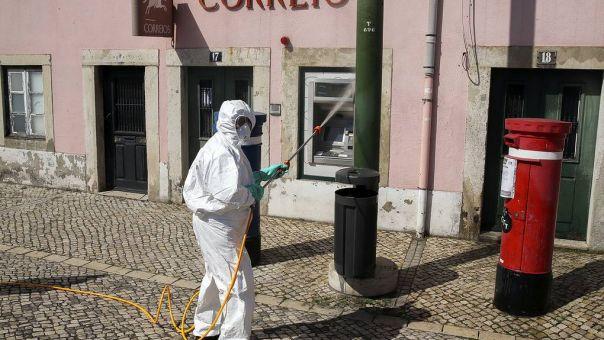 Κορωνοϊός - Πορτογαλία: Νέο ρεκόρ κρουσμάτων από την έναρξη της πανδημίας
