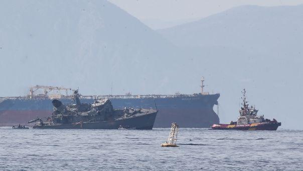 Καλλιστώ: Ο εισαγγελέας διέταξε τη σύλληψη του πλοίαρχου του φορτηγού πλοίου
