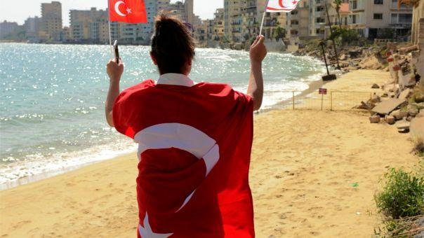 Στα Κατεχόμενα ο Ερντογάν- Εορτασμοί για την ανακήρυξη του ψευδοκράτους