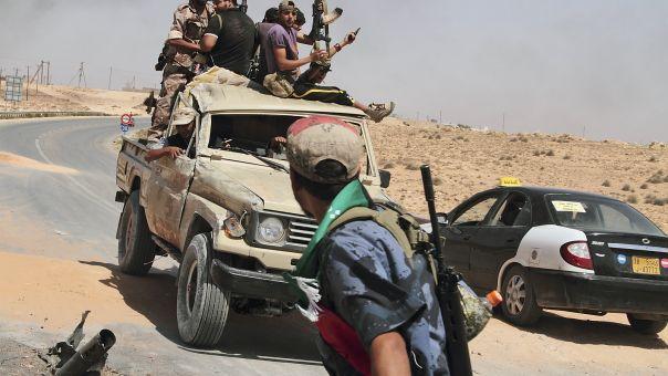 Λιβύη: Οι μισθοφόροι και οι ξένοι μαχητές θα αποχωρήσουν(;) μέσα σε 3 μήνες