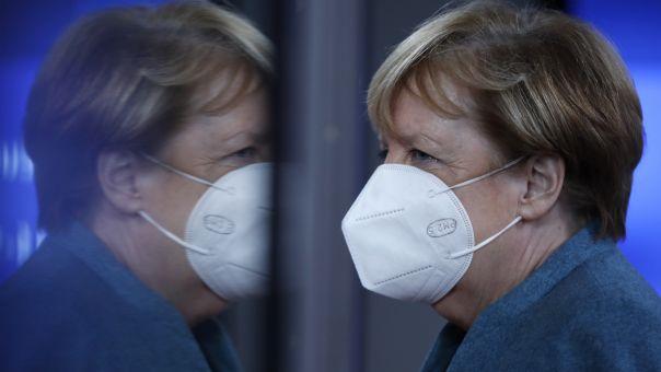 «Από τις πιο δύσκολες αποφάσεις μου»: Η Μέρκελ για τους περιορισμούς λόγω πανδημίας