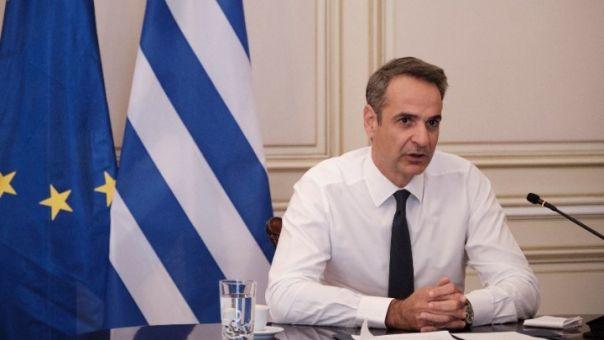 Oι ανακοινώσεις Μητσοτάκη για τα νέα μέτρα κατά της εξάπλωσης του κορωνοϊού (ΒΙΝΤΕΟ)