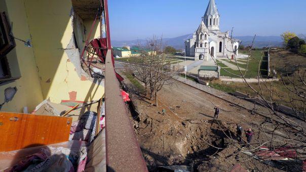 Ναγκόρνο-Καραμπάχ: 10 μέρες περιθώριο από Αζερμπαϊτζάν σε Αρμενία για αποχώρηση από Καλμπατζάρ