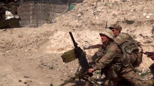 Ρωσία και Τουρκία άνοιξαν κέντρο επίβλεψης και εποπτείας της εκεχειρίας στο Ναγκόρνο-Καραμπάχ