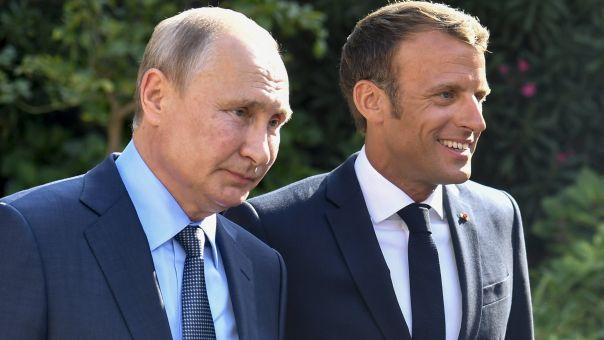 Ναγκόρνο Καραμπάχ: Πούτιν και Μακρόν καλούν για άμεση και πλήρης κατάπαυση του πυρός