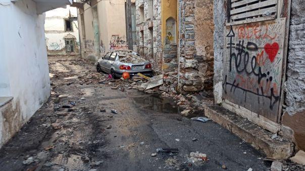 Σάμος: Νέα σεισμική δόνηση, 4,7 βαθμών της κλίμακας Ρίχτερ