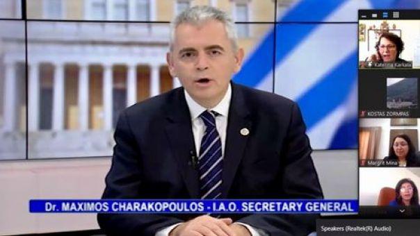 Χαρακόπουλος για Πατριάρχη Σερβίας: Εξέφρασε τα βαθιά αισθήματα του ορθόδοξου σερβικού λαού
