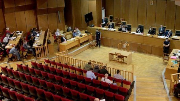 Δίκη Χρυσής Αυγής: Εν αναμονή της απόφασης για τις αναστολές ποινών