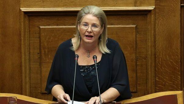 Αντιδράσεις για τον διορισμό της Ζαρούλια στην Βουλή