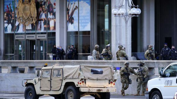 Η αστυνομία στη Φιλαδέλφεια ερευνά φερόμενη συνωμοσία για επίθεση σε κέντρο καταμέτρησης ψήφων