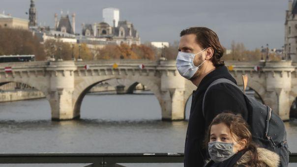 Γαλλία: Πάνω από 16.000 κρούσματα κορωνοϊού και 380 θάνατοι σε 24 ώρες