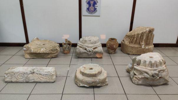 Μεσσηνία-ΕΛ.ΑΣ: Ο αρχαιοκάπηλος, ο «θησαυρός» αρχαιοτήτων και τα 100.000 ευρώ