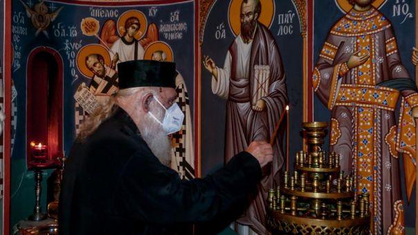 Ιερώνυμος μετά το εξιτήριο: Θα υπερνικήσουμε τον εχθρό με τη βοήθεια Θεού και Επιστήμης