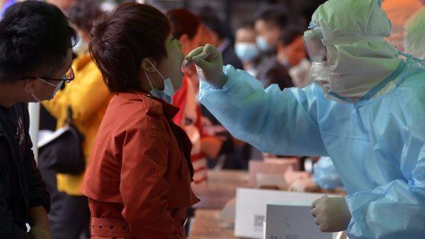 Κίνα: Μόλις 22 τα νέα κρούσματα κορωνοϊού