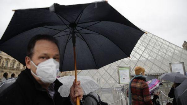 Κορωνοϊός - Γαλλία: Νέα μείωση νέων μολύνσεων και νοσηλειών