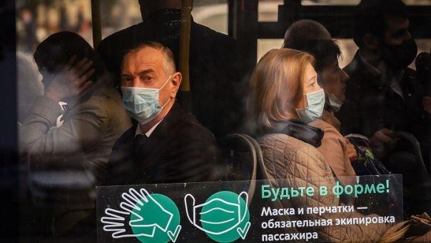 Ρωσία: Άνδρας σκότωσε συμπολίτη του επειδή του ζήτησε να φορέσει μάσκα στο λεωφορείο