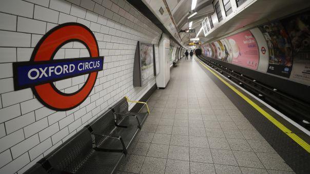 Λονδίνο: Το Playstation 5... άλλαξε σταθμούς μετρό όπως το Oxford Circus (pics) Αντιδράσεις