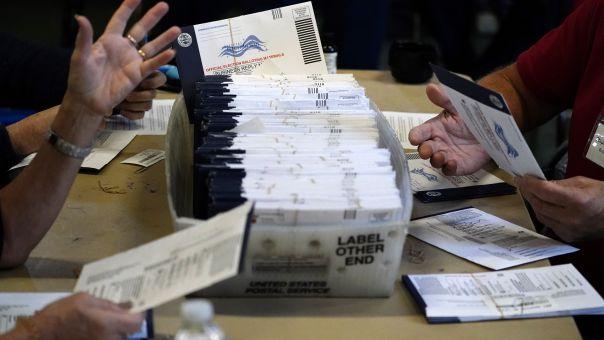 ΗΠΑ: Απειλές θανάτου δέχονται οι υπεύθυνοι για την καταμέτρηση των ψήφων στη Φιλαδέλφεια
