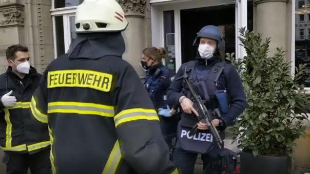 Γερμανία: Τουλάχιστον 4 νεκροί και 15 τραυματίες από το αυτοκίνητο που έπεσε πάνω σε πεζούς