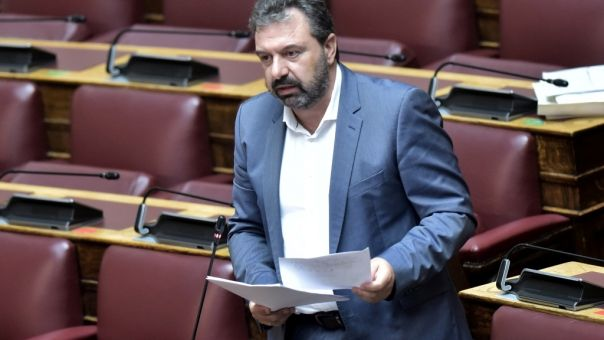 Την άρση ασυλίας του Αραχωβίτη αποφάσισε η Βουλή για την υπόθεση Folli Follie