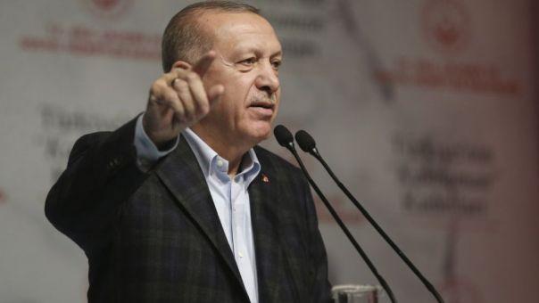 Παραλήρημα Ερντογάν: Έργο «τρομοκρατών» οι φοιτητικές διαδηλώσεις στην Κωνσταντινούπολη