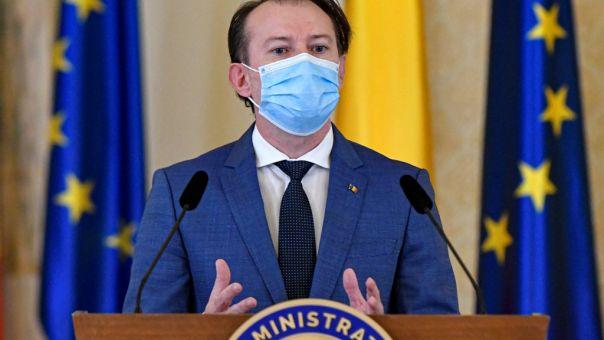 Φλορίν Τσίτσου: Ο φιλελεύθερος οικονομολόγος που έγινε πρωθυπουργός της Ρουμανίας