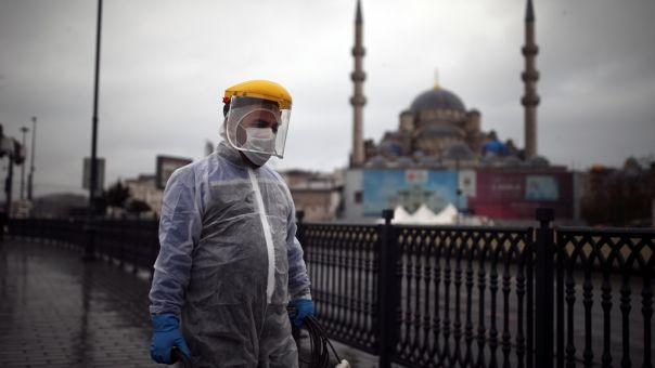 Τουρκία-Κορωνοϊός: Πάνω από 11.500 νέα κρούσματα